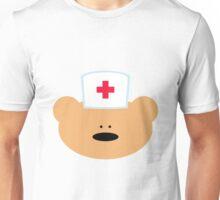 Teddy Bear Nurse Unisex T-Shirt