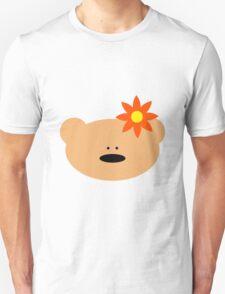 Teddy bear flower Unisex T-Shirt