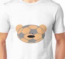 Teddy Bear plays Soccer Unisex T-Shirt