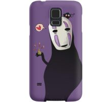 no face is funny Samsung Galaxy Case/Skin
