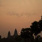 Sunrise Angkor Wat by sarcalder