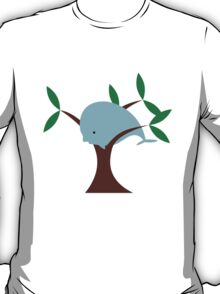 Whale in the Tree T-Shirt
