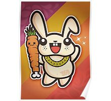 Gangster Rabbit. Poster
