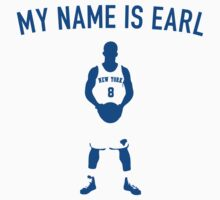 My Name is Earl (JR Smith) by typeo