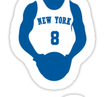 My Name is Earl (JR Smith) Sticker