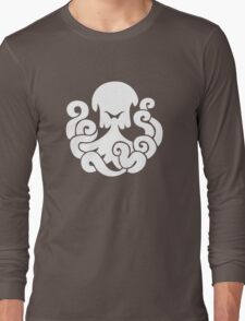 Bioshock Infinite Undertow Vigor [White on Black] T-Shirt