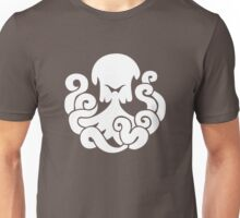 Bioshock Infinite Undertow Vigor [White on Black] Unisex T-Shirt