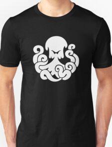 Bioshock Infinite Undertow Vigor [White on Black] T-Shirt