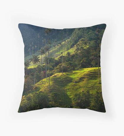 Salentian Paradise Throw Pillow