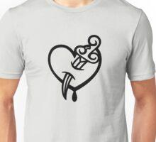 Bioshock Infinite Possession Vigor [Black on White] T-Shirt