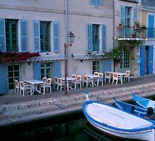 Martigues, France by Tamarra