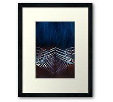 Forks Jubilee Framed Print