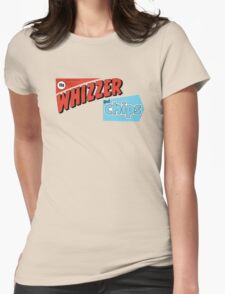 Whizzer and Chips Womens Fitted T-Shirt
