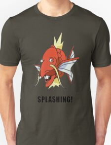 Splashing Unisex T-Shirt