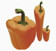 Hot Peppers3 by Miraart