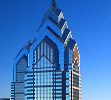 Liberty Place One and Two-Philadelphia, Pennsylvania by Paul Wolf