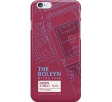 The Boleyn Ground - West Ham Utd iPhone Case/Skin