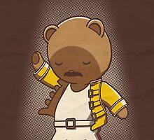 Teddy Mercury by Fuacka