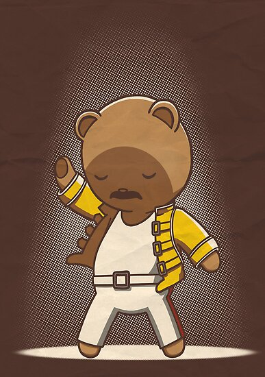 Teddy Mercury by Fuacka