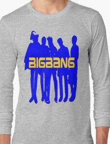 ㋡♥♫Love BigBang K-Pop Clothing & Stickers♪♥㋡ Long Sleeve T-Shirt