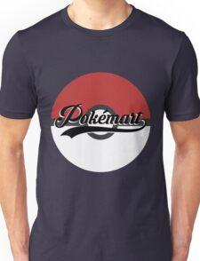 Pokemart retro logo Unisex T-Shirt