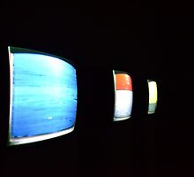 Televisions by Kaitlyn Mikayla