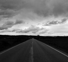 a lonely road by giorgoshaleplis
