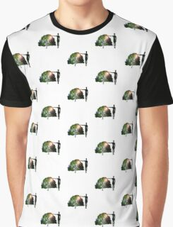 Eco Warrior (Male) Graphic T-Shirt