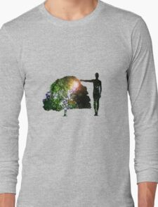 Eco Warrior (Male) Long Sleeve T-Shirt