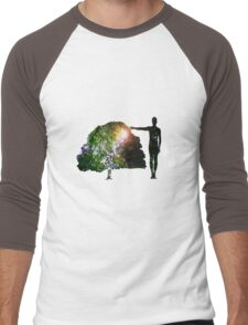 Eco Warrior (Male) Men's Baseball ¾ T-Shirt
