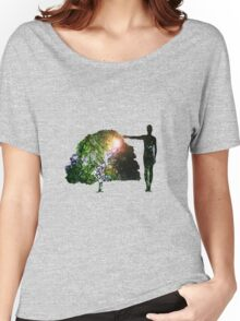 Eco Warrior (Male) Women's Relaxed Fit T-Shirt