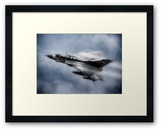 TORNADO GR4 PAINTING by Rob  Toombs