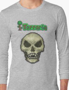 Terraria Skeletron Long Sleeve T-Shirt