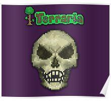 Terraria Skeletron Poster