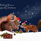 Magical Christmas by Krys Bailey