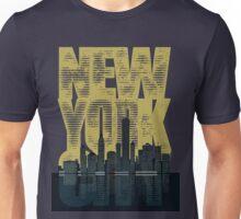 New York City Unisex T-Shirt