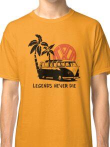 Legends Never Die - Retro BULLY T-Shirt Classic T-Shirt