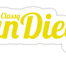 Stay Classy San Diego Sticker