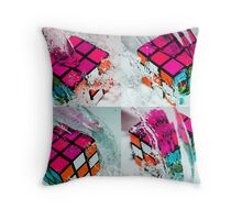 Dilution of Memory Throw Pillow