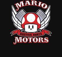 Mario Motors Kustom Karts Unisex T-Shirt
