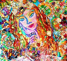 Enchanted Woman by artqueene