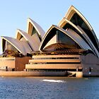 Opera House at Dawn by Janie. D