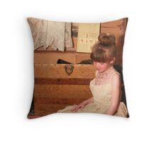Imagining Years gone by..... Throw Pillow