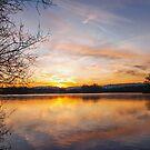 Haysden Dawn by Stuart  Gennery