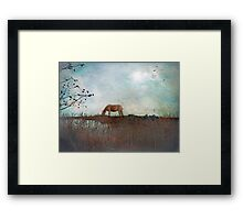 Imagine Your Dream Becoming Reality Framed Print