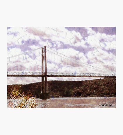 bridgeme Photographic Print