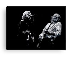 Still Rockin' Canvas Print