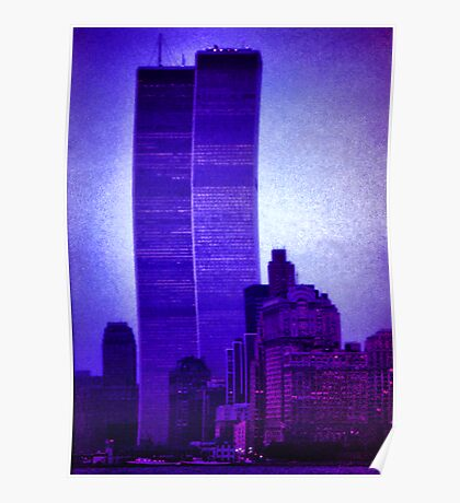 The Twin Towers Poster