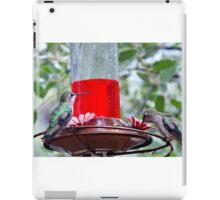Humming Birds iPad Case/Skin