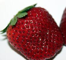Ripe Strawberry by Annie Underwood